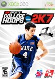 Cover: college hoops 2k7