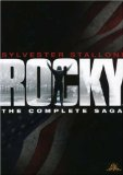 Cover: rocky - the complete saga collection