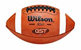 Cover: wilson gst tdy youth leather football