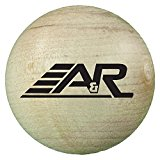 Cover: a&r sports wood stick handling ball