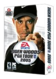 Cover: tiger woods pga tour 2005