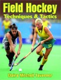 Cover: field hockey techniques & tactics