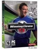 Cover: world soccer winning eleven 9 (dvd-rom)