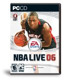 Cover: nba live 2006