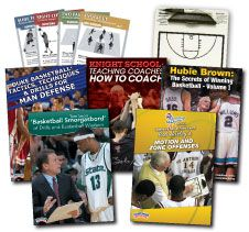 Cover: the 'new basketball coach' pack
