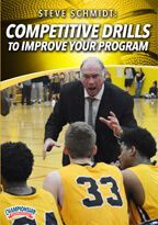 Cover: steve schmidt: competitive drills to improve your program