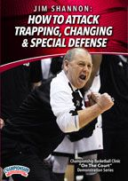 Cover: jim shannon: how to attack trapping, changing & special defenses