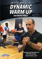 Cover: jason papalio: dynamic warm-up for basketball