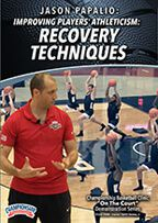 Cover: improving players' athleticism: recovery techniques