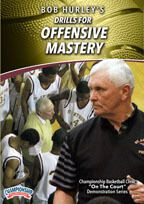 Cover: bob hurley's drills for offensive mastery