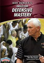 Cover: bob hurley's drills for defensive mastery