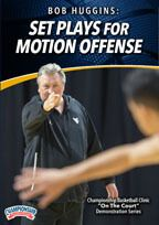 Cover: bob huggins: set plays for motion offense