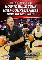 Cover: how to build your half-court defense from the ground up