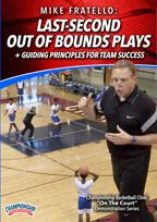 Cover: last-second out of bounds plays + guiding principles for team success