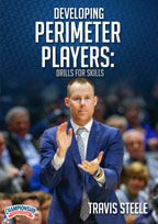 Cover: developing perimeter players: drills for skills