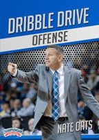 Cover: dribble drive offense