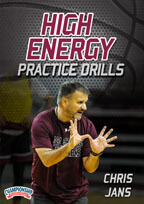Cover: high energy practice drills