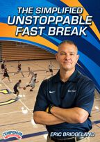 Cover: the simplified unstoppable fast break