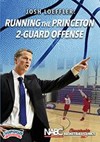 Cover: running the princeton 2-guard offense