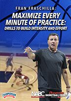 Cover: maximize every minute of practice: drills to build intensity and effort