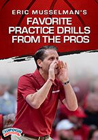 Cover: eric musselman's favorite practice drills from the pros