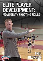 Cover: elite player development: movement and shooting skills