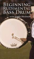 Cover: beginning rudimental bass drum
