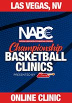 Cover: 2020 nabc online basketball clinic - las vegas