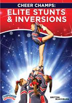 Cover: cheer champs: elite stunts and inversions