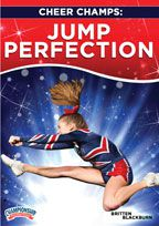 Cover: cheer champs: jump perfection