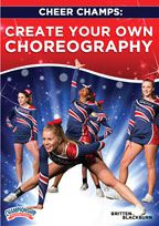 Cover: cheer champs: create your own choreography