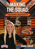 Cover: making the squad: high school cheer tryouts