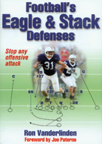 Cover: football's eagle & stack defenses