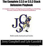 Cover: the complete 3.3.5 or 3.5.3 stack defensive playbook