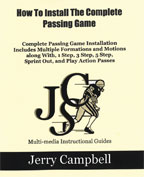 Cover: how to install the complete passing game