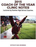 Cover: 2015 nike coach of the year clinics notes