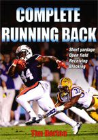 Cover: complete running back