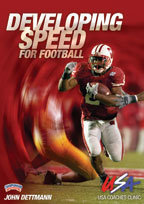 Cover: developing speed for football