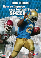 Cover: doc kreis: how to improve your football team's speed