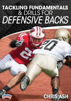 Cover: tackling fundamentals & drills for defensive backs
