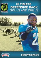 Cover: next level training: ultimate defensive back skills and drills