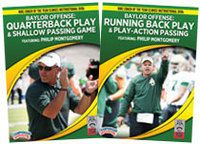 Cover: phillip montgomery: baylor offense 2-pack