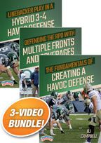 Cover: the 3-4 havoc defense 3-pack
