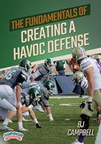 Cover: the fundamentals of creating a havoc defense