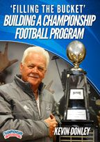 Cover: 'filling the bucket' - building a championship football program