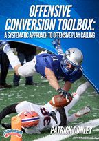Cover: offensive conversion toolbox: a systematic approach to offensive play calling