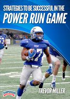 Cover: strategies to be successful in the power run game