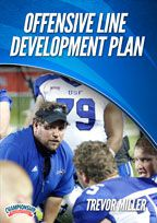 Cover: offensive line development plan