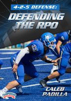 Cover: 4-2-5 defense: defending the rpo