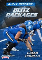 Cover: 4-2-5 defense: blitz packages